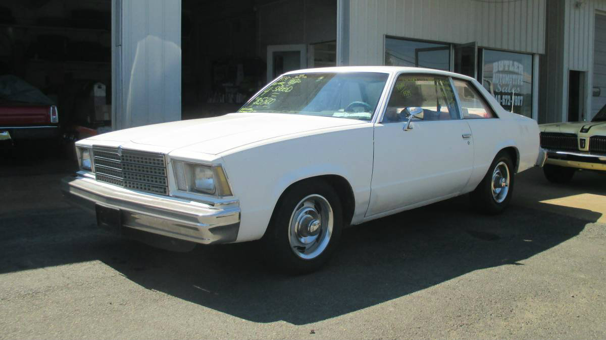 ordered that way 1979 4 speed malibu with ac. Black Bedroom Furniture Sets. Home Design Ideas