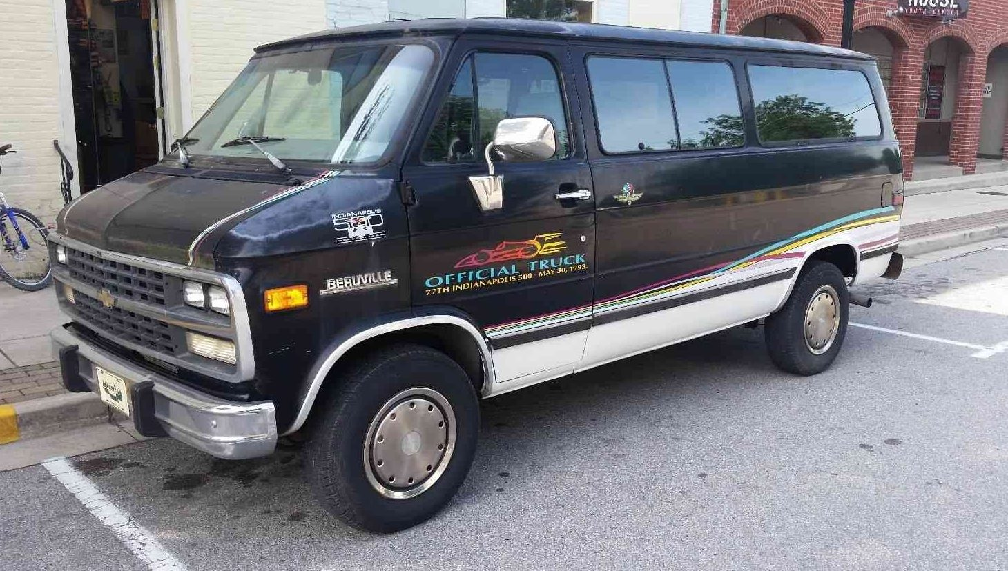 Chevy Dealership Indianapolis >> Real or Fake? Church-Owned Chevy G20 Pace Van
