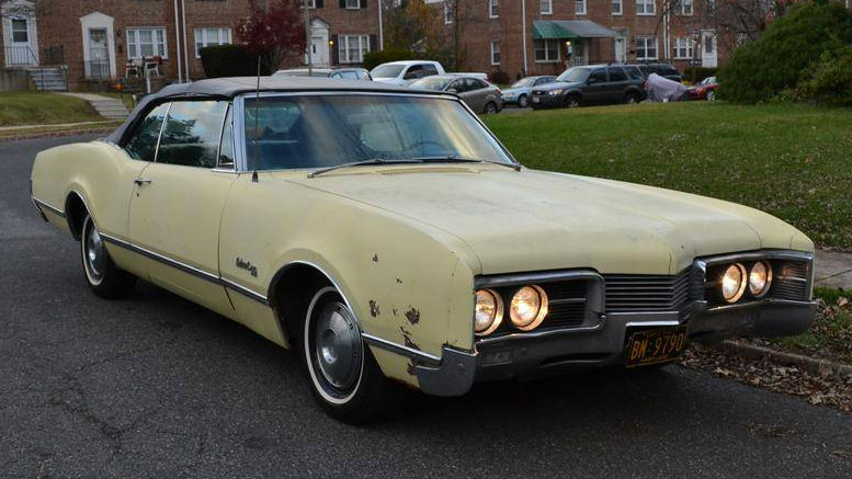 4 Door Convertible >> Restore or Preserve? 1967 Oldsmobile Delmont 88 Convertible