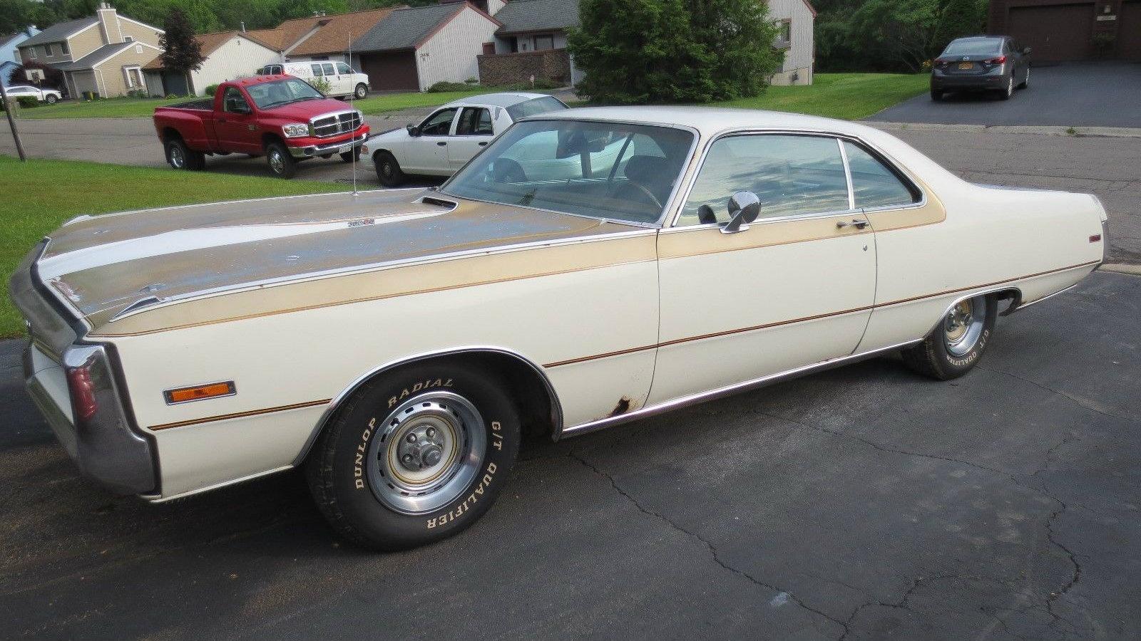 Detroit 60 Series >> Ripe For Rescue: 1970 Chrysler 300 Hurst Edition