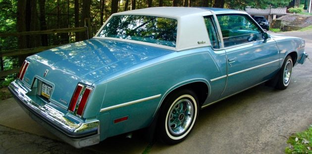3 700 Miles From New 1978 Oldsmobile Cutlass