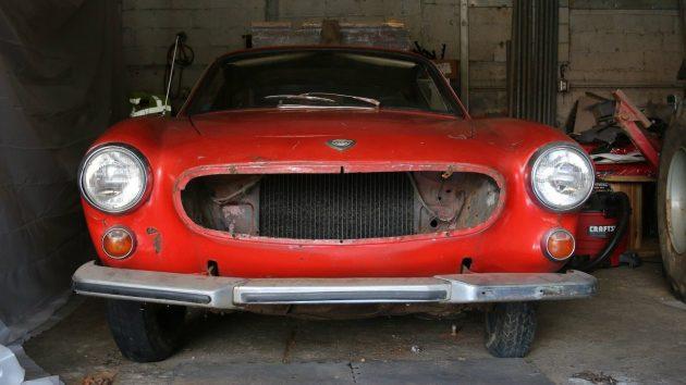 Garage Find: 1967 Volvo 1800S