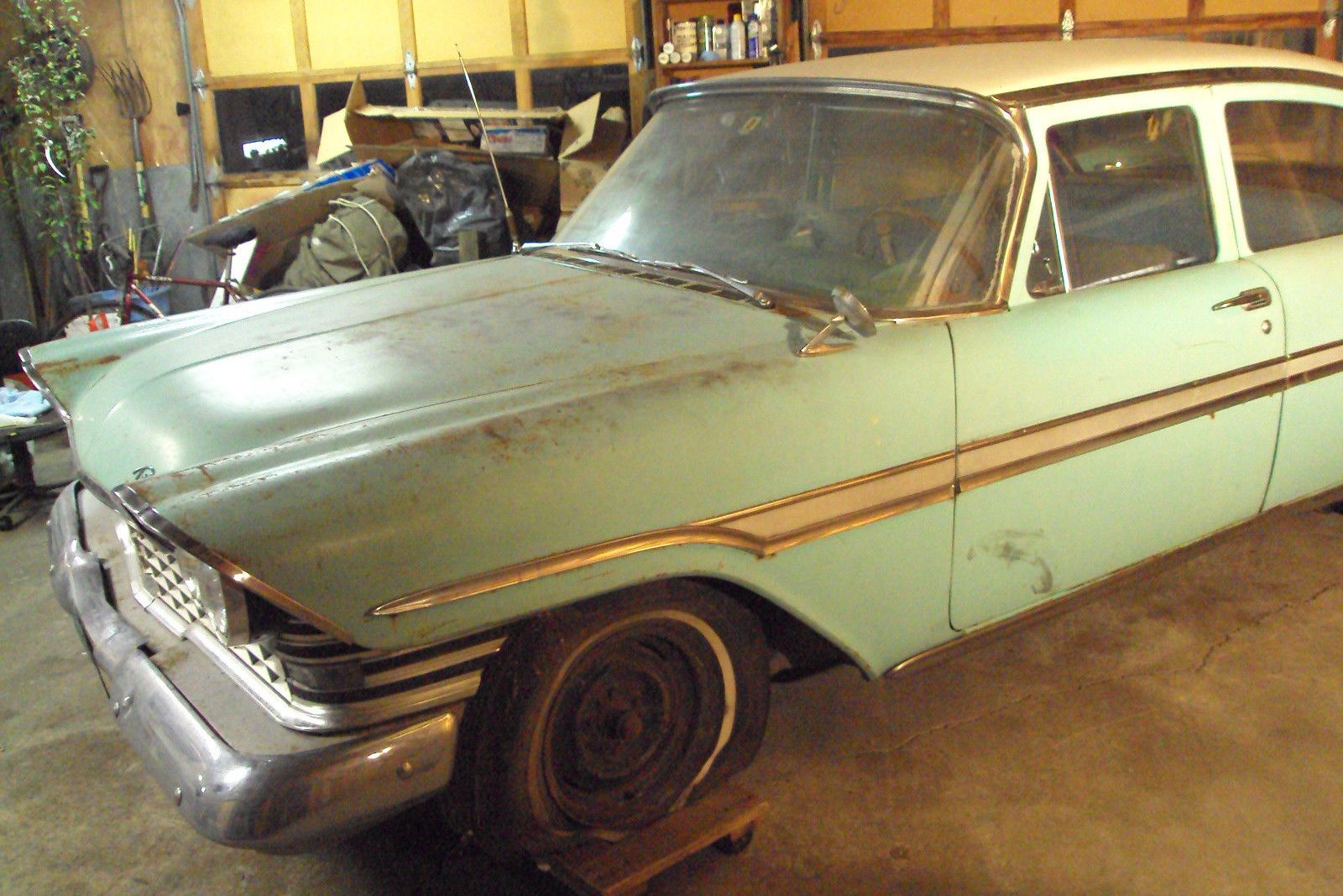 Reverse Migration: 1959 Plymouth Fury Project