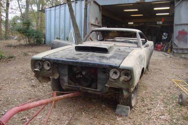 Picking Up The Pieces: 1969 Plymouth Roadrunner