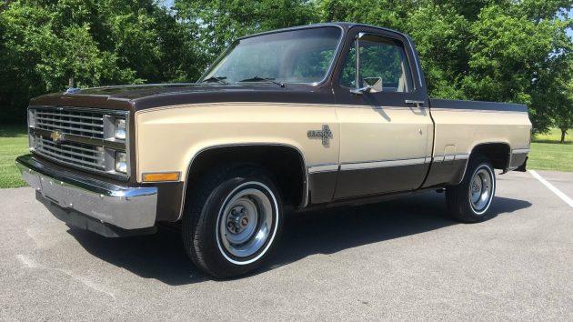 1984 Chevy Silverado >> Who Doesn T Use A Pickup Truck 1984 Chevrolet Silverado