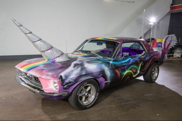 Image result for ford mustang unicorn