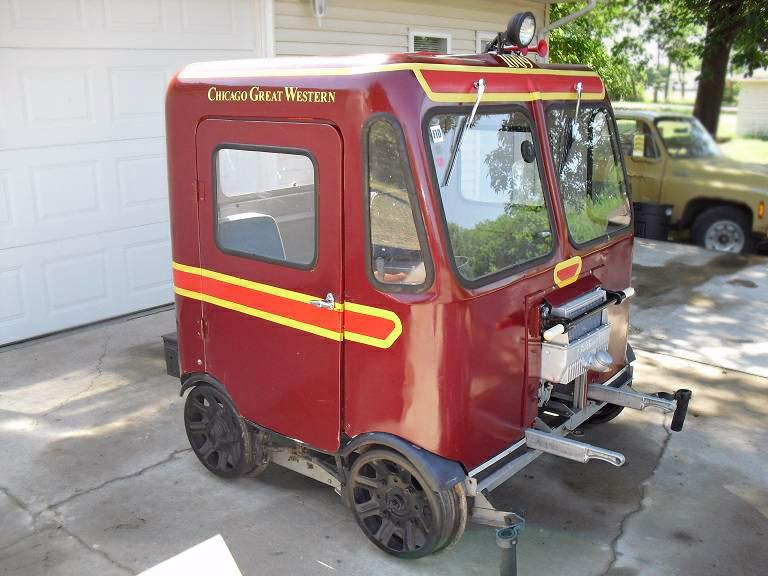 Used Car Engines >> Putt-Putt: Fairmont M19 Speeder