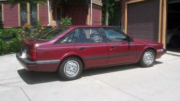 $1,500 & Rust-Free! 1984 Mazda 626 LX