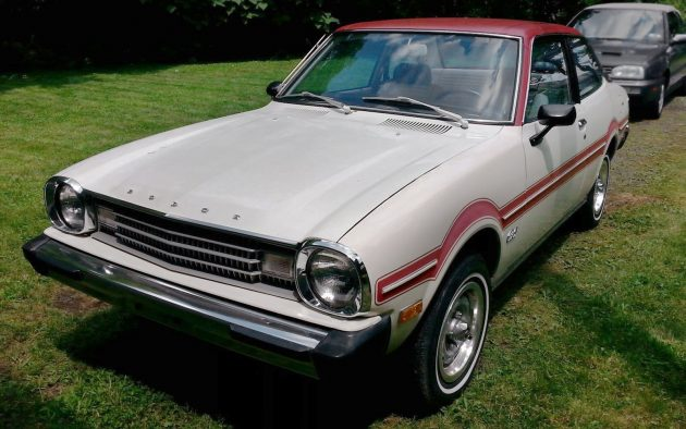 Soon To Be World's Nicest? 1979 Dodge Colt