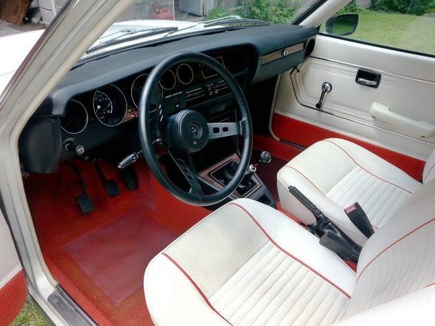 Dodge Colt X on 1977 Dodge Power Wagon Dash