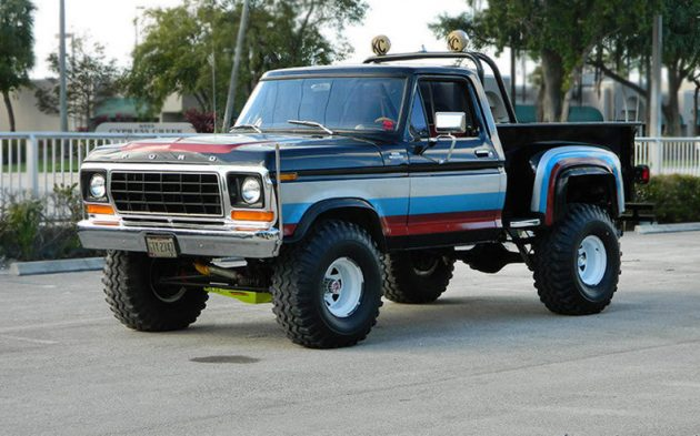 2017 Ford Bronco For Sale >> Humpty-Dumpty: 1978 Ford F-150