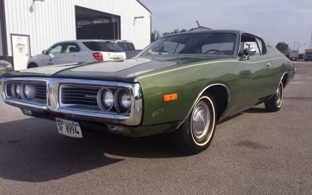 Color Theory: 1972 Dodge Charger