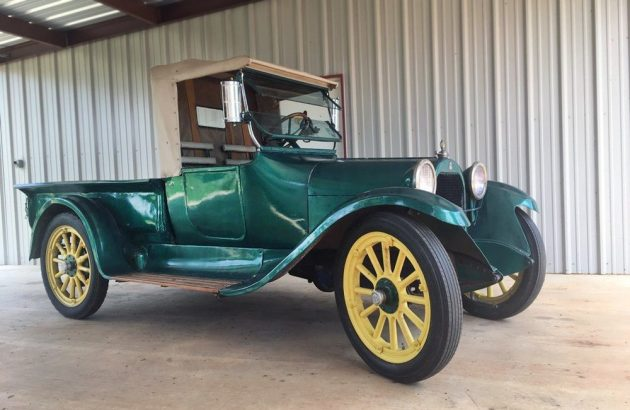 97-Year Old Hauler: 1920 Dodge Brothers