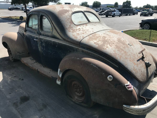 Who's Gonna Fill Their Shoes? 1940 Ford Coupe