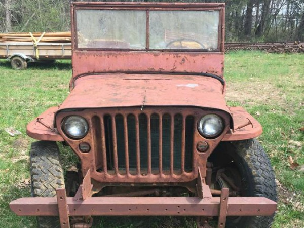 Americans Drive Jeeps: 1942 GPW