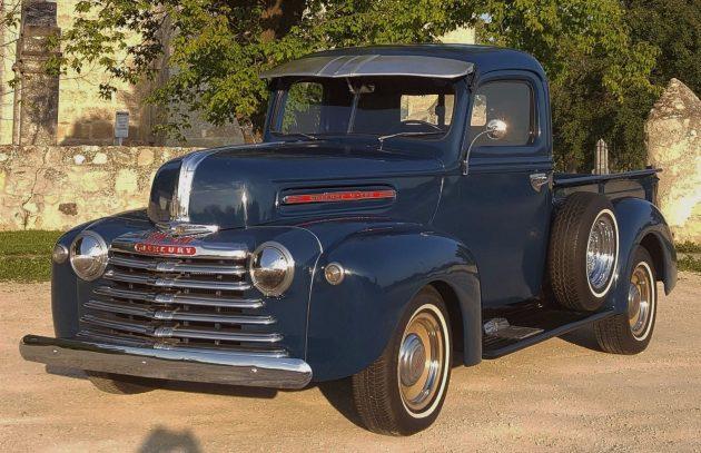 Crazy 'Bout A Merc: 1947 Mercury Pickup