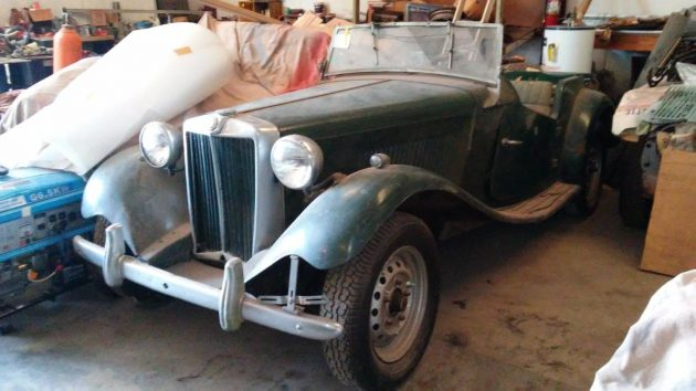 The One That Started It All: 1952 MGTD