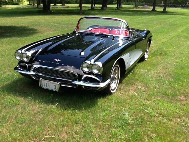 Your Lying Eyes: 1956 Corvette