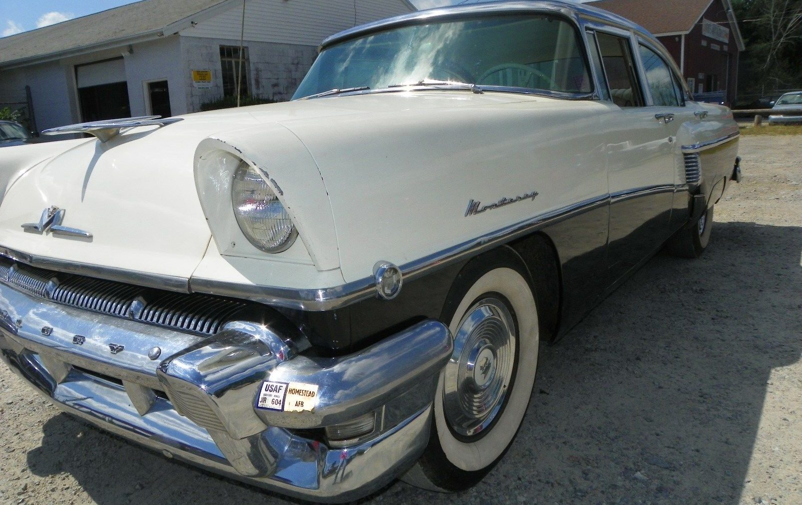 Cars With Damage For Sale >> Waiting 35 Years: 1956 Mercury Monterey