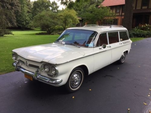 Teutonic Sports Wagon: 1962 Chevrolet Corvair Monza Lakewood