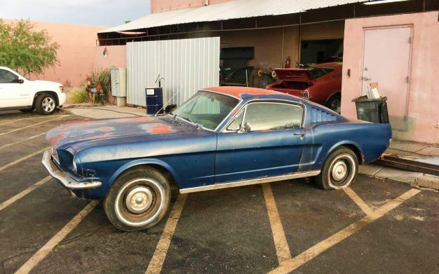 Fastback Barn Find: 1965 Ford Mustang