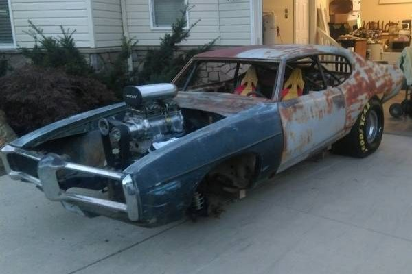 Is This Project A Drag 1968 Pontiac Lemans