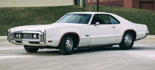 Obscure Muscle Car: 1970 Oldsmobile Toronado GT