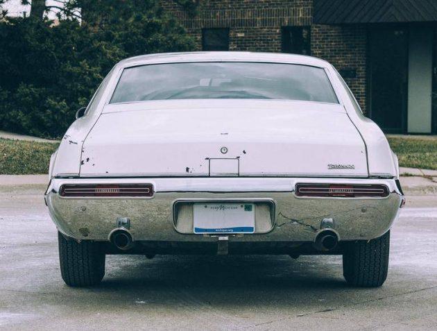 Muscle Car Rims >> Obscure Muscle Car: 1970 Oldsmobile Toronado GT