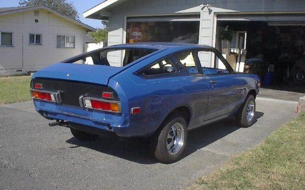 BF AUCTION: 1978 Datsun B210 Coupe