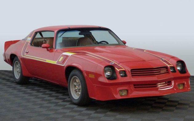 1 Of 90: IMSA-Inspired 1980 Chevrolet Hugger Camaro