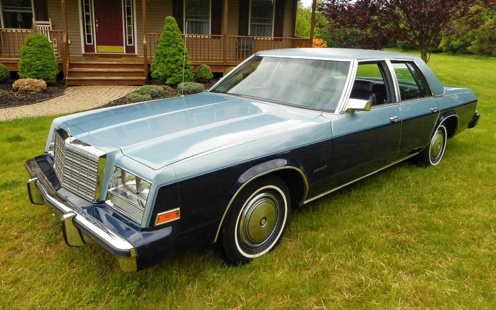 Early  S Chrysler Cars