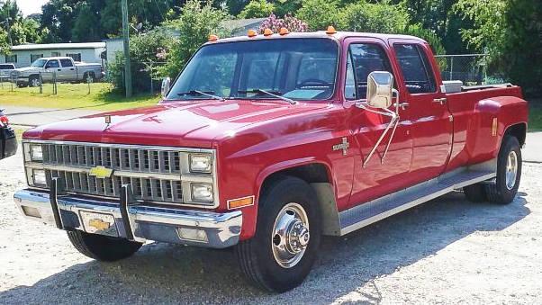 Tow Rig Candidate: 1982 Chevrolet C30 Silverado