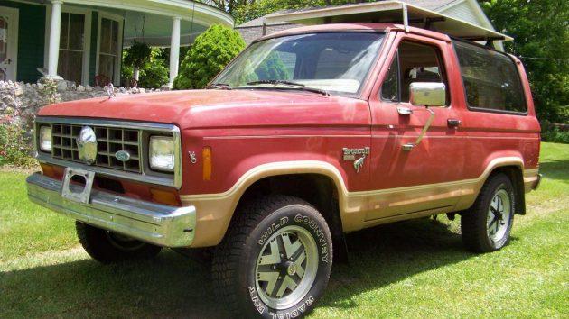Eddie Quot Bauwer Quot Edition 1984 Ford Bronco Ii