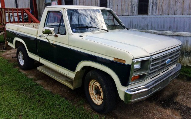 BF AUCTION: No Reserve 1985 Ford F-150