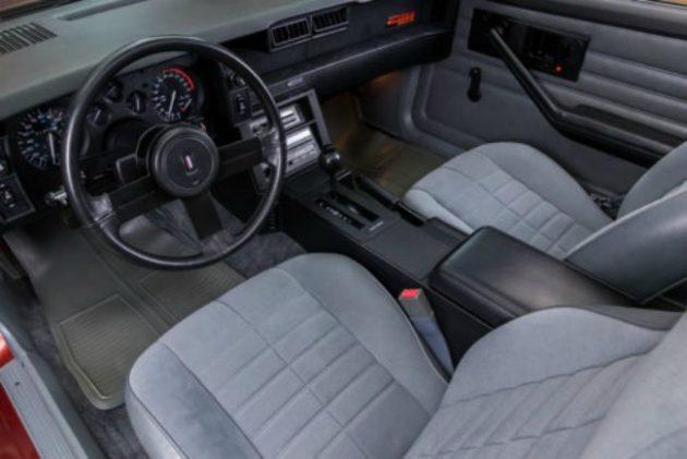 1986 camaro iroc z28 interior images for Interior 86 camaro