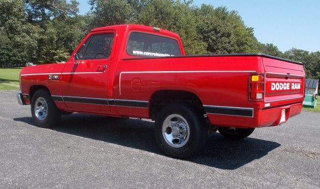 Half Ton Truck >> Shop Truck Candidate: 1987 Dodge Ram D-150 Shortbed