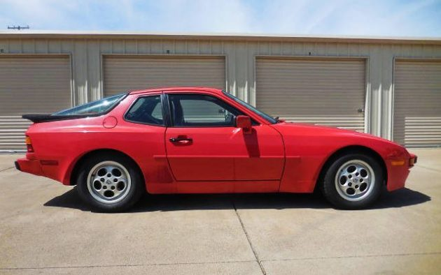 BF AUCTION: 1989 Porsche 944