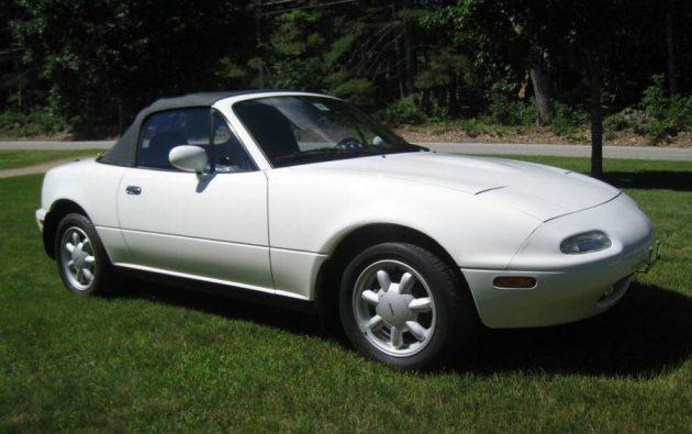 Supercharged Survivor 1990 Mazda Miata