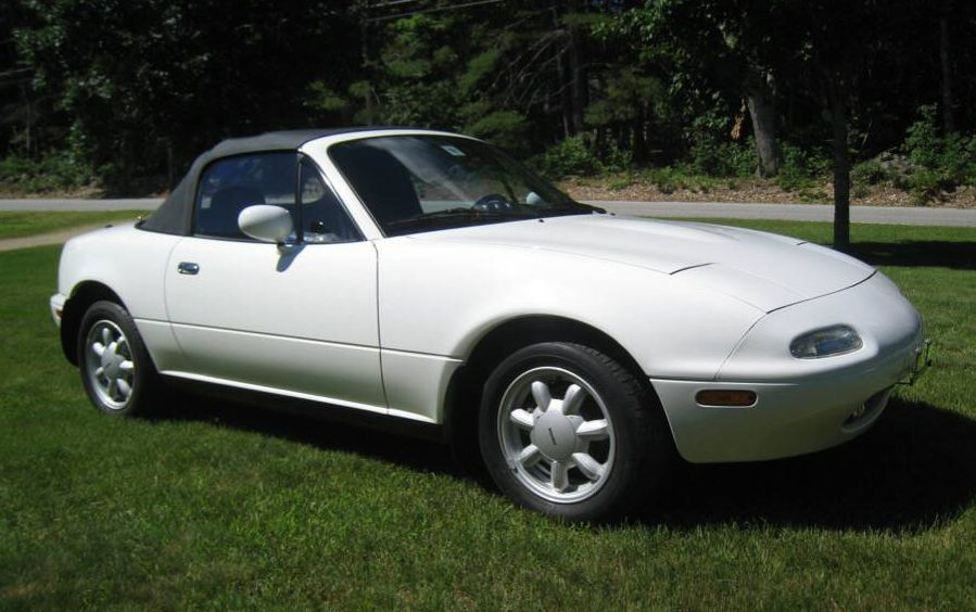 Supercharged Survivor: 1990 Mazda Miata