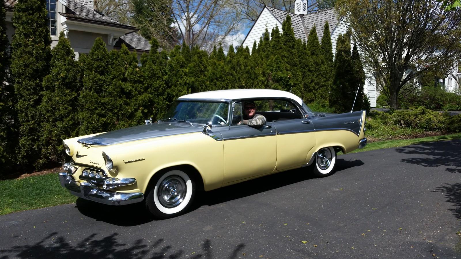 1955 dodge royal barn find for sale - My Custom Royal