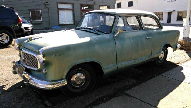 Cheap Low Mile American: 1959 Rambler