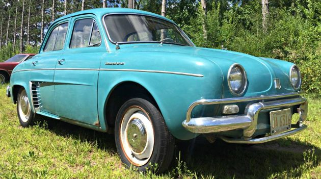 Cheap French Commuter: 1959 Renault Dauphine