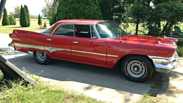 Craigslist Com Phoenix >> Stylish Restomod: 1960 Dodge Phoenix