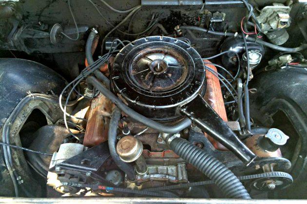Holiday Survivor: 1963 Oldsmobile Dynamic 88