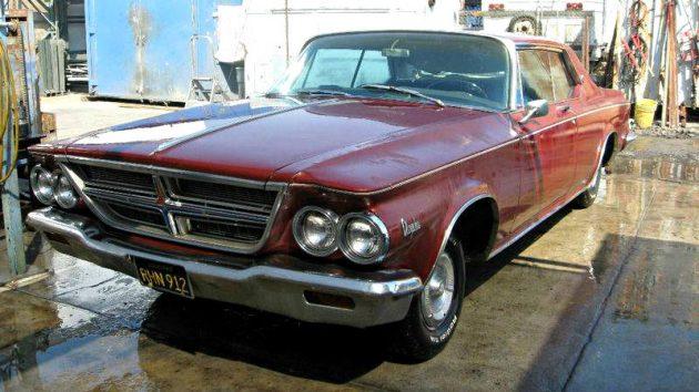 K Is For Kool: 1964 Chrysler 300 K