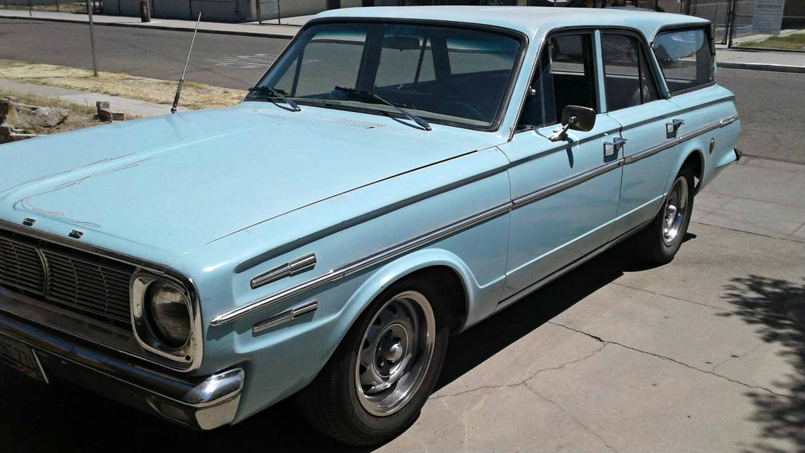 Clean Daily Classic 1966 Dodge Dart 270 Wagon