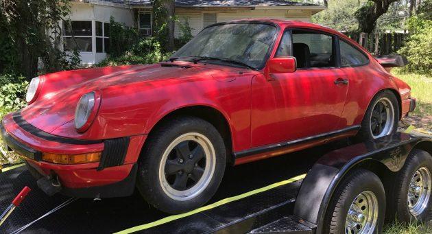 Military Import: 1979 Porsche 911SC