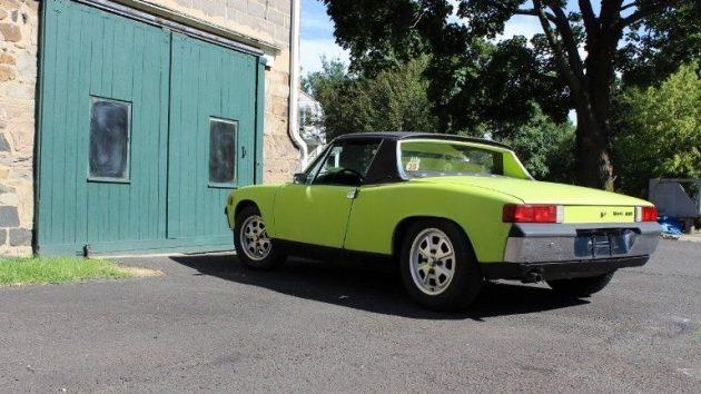 Brochure Model: 1973 Porsche 914