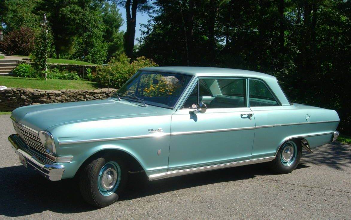 Conventionally Attractive  1964 Chevrolet Chevy Ii Nova