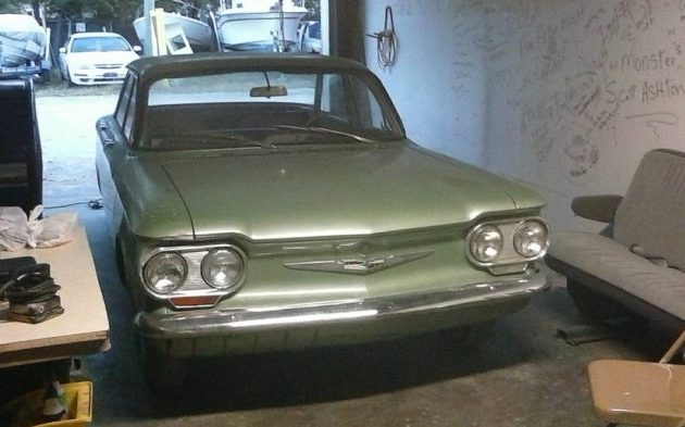 $2,100 Icon: 1960 Chevrolet Corvair